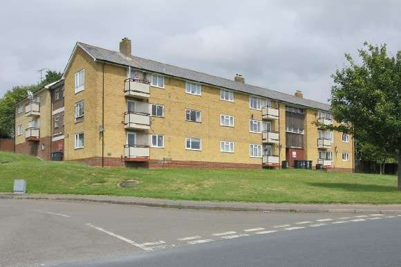 2 Bedrooms Flat for sale in Sidbury Heights, Tidworth