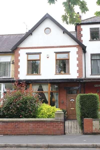3 Bedrooms Terraced House for sale in Milner Av, Bury, Greater Manchester, BL9