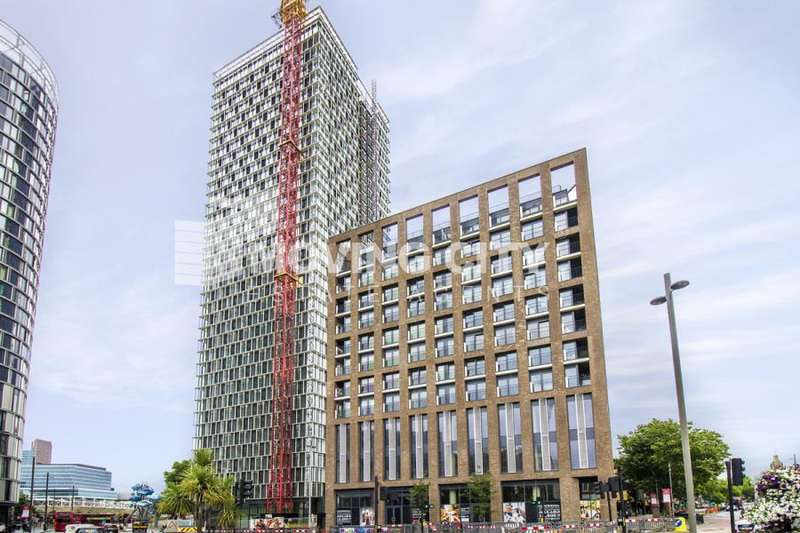 2 Bedrooms Flat for sale in Stratosphere, Stratford E15