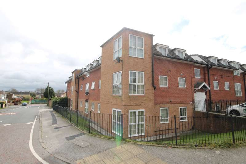 2 Bedrooms Apartment Flat for sale in Brookside Court Shaw Lane L35