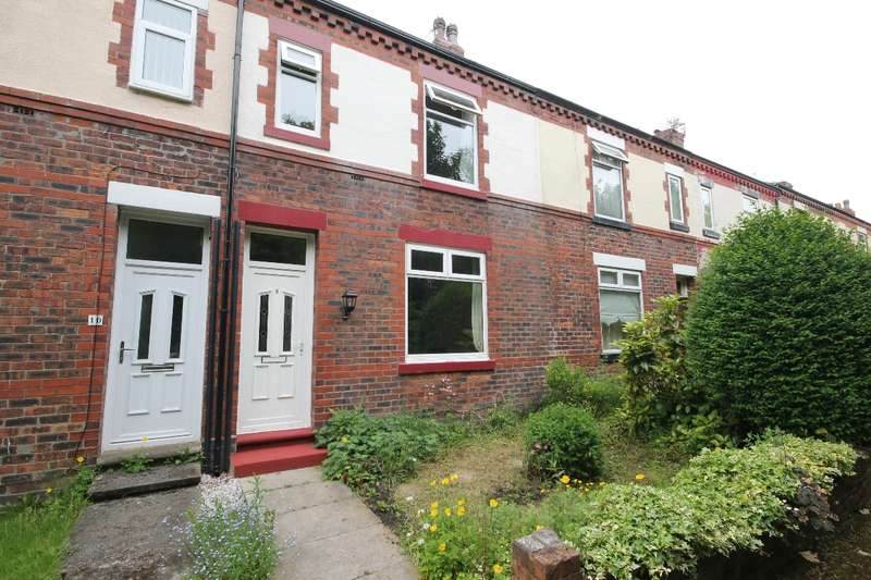 2 Bedrooms Terraced House for sale in Cronton Avenue, Whiston L35