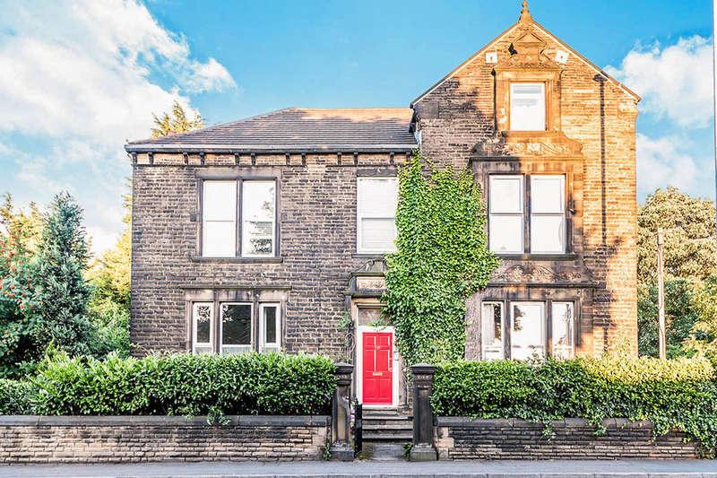 2 Bedrooms Flat for sale in Victoria Road, Morley, Leeds, LS27
