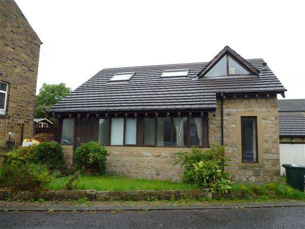 3 Bedrooms Detached House for sale in Heathfield Mews, Golcar, Huddersfield