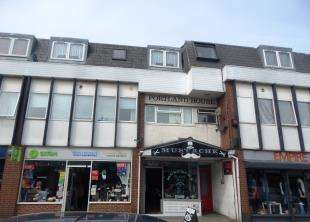 1 Bedroom Flat for sale in Portland House, High Street, Sheerness