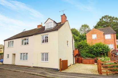3 Bedrooms Semi Detached House for sale in Water Lane, Wotton-Under-Edge, Gloucestershire, England