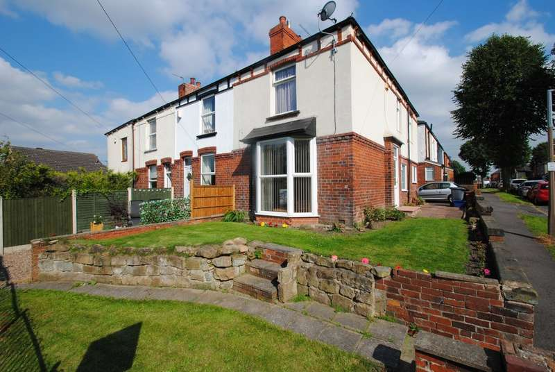 3 Bedrooms End Of Terrace House for sale in Westfield Road, Bramley