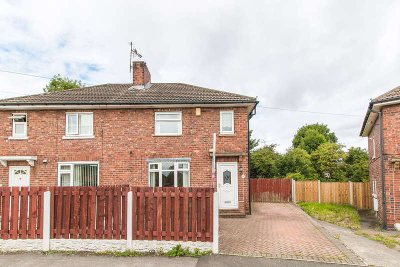 3 Bedrooms Semi Detached House for sale in Campbell Drive, Herringthorpe