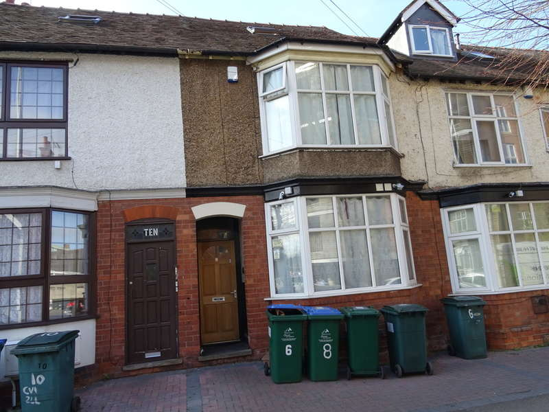 8 Bedrooms Terraced House for rent in Friars Road, City Centre