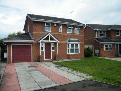 4 Bedrooms Detached House for sale in Mills Way, Leighton, Crewe, Cheshire