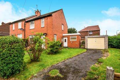 2 Bedrooms Semi Detached House for sale in St. Lawrence Road, Denton, Greater Manchester, United Kingdom