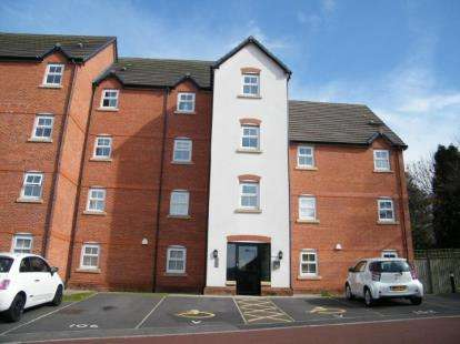 2 Bedrooms Flat for sale in Cooper Street, Hazel Grove, Stockport, Greater Manchester