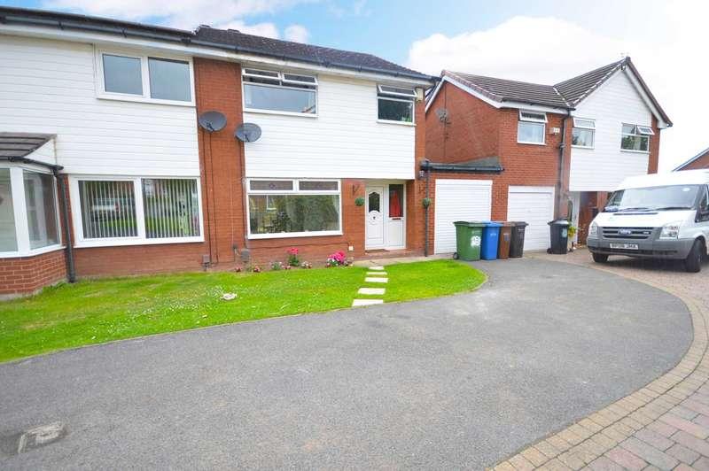 3 Bedrooms Semi Detached House for sale in Wilkin Croft, Cheadle Hulme