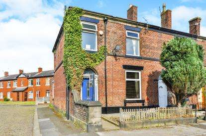3 Bedrooms End Of Terrace House for sale in Belbeck Street, Bury, Greater Manchester, Lancs, BL8