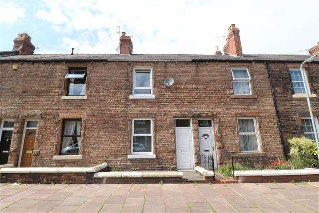 3 Bedrooms Terraced House for sale in Clementina Terrace, Carlisle, Cumbria, CA2 4EN