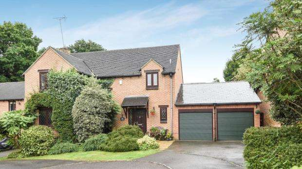 4 Bedrooms Detached House for sale in Top Common, Warfield, Berkshire