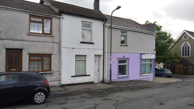 3 Bedrooms Terraced House for sale in Bailey Street, Brynmawr, Ebbw Vale, NP23