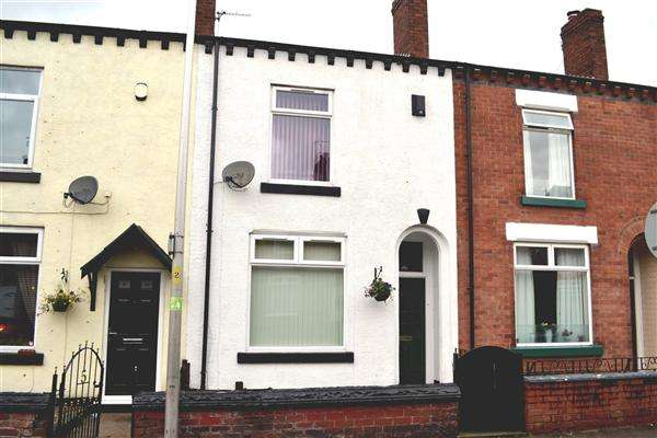 2 Bedrooms Terraced House for sale in Eyet Street, Leigh