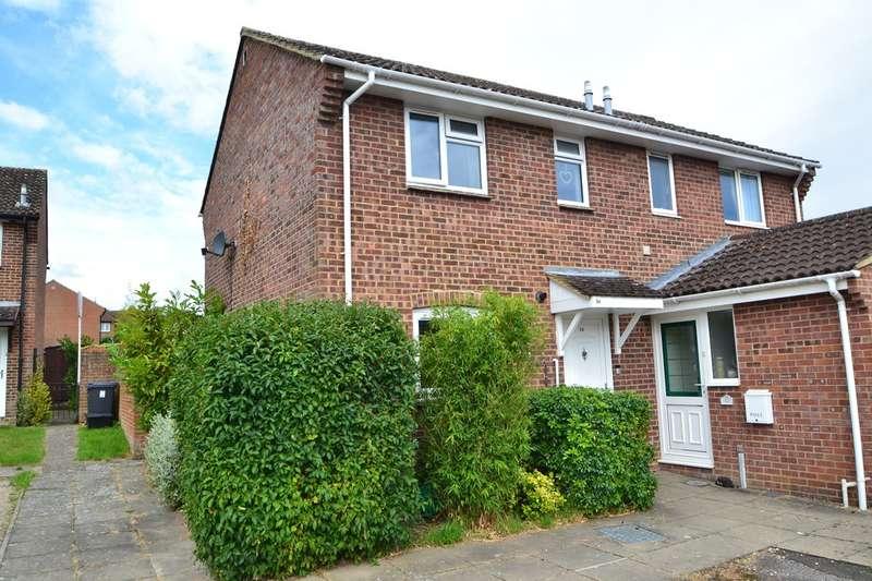 2 Bedrooms Semi Detached House for sale in Harnham