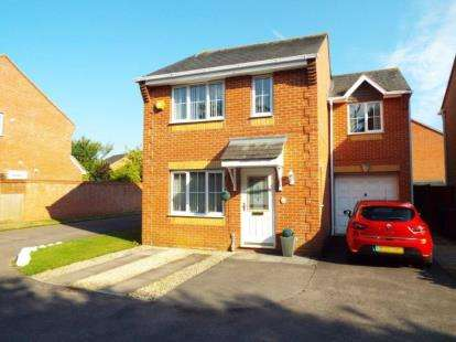 3 Bedrooms Detached House for sale in Germander Way, Bicester, Oxfordshire, Oxon