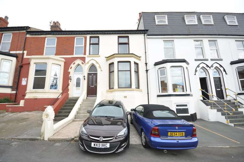 4 Bedrooms Terraced House for sale in Charnley Road, Blackpool, Lancashire, FY1 4PE