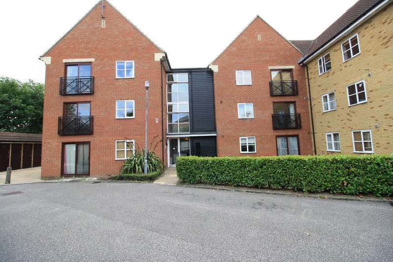 2 Bedrooms Flat for sale in Fleming Road, Chafford Hundred