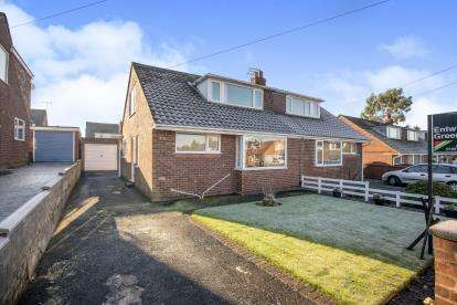 3 Bedrooms Bungalow for sale in Balniel Close, Chorley, Lancashire, England, PR7