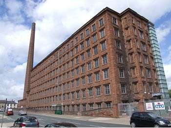 2 Bedrooms Flat for sale in West Block, Shaddon Mill, Carlisle, Cumbria, CA2 5WB
