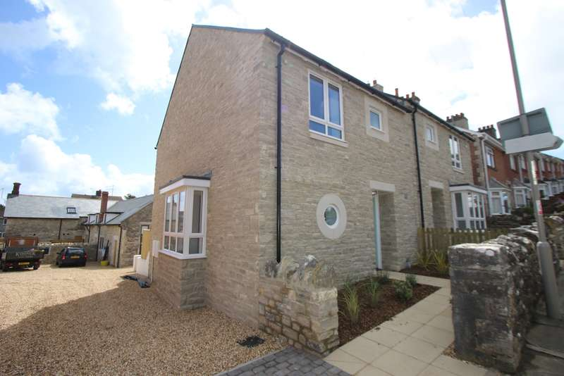 2 Bedrooms Semi Detached House for sale in JUBILEE ROAD, SWANAGE