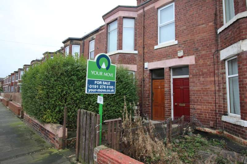 2 Bedrooms Flat for sale in Spencer Street, Newcastle Upon Tyne, NE6