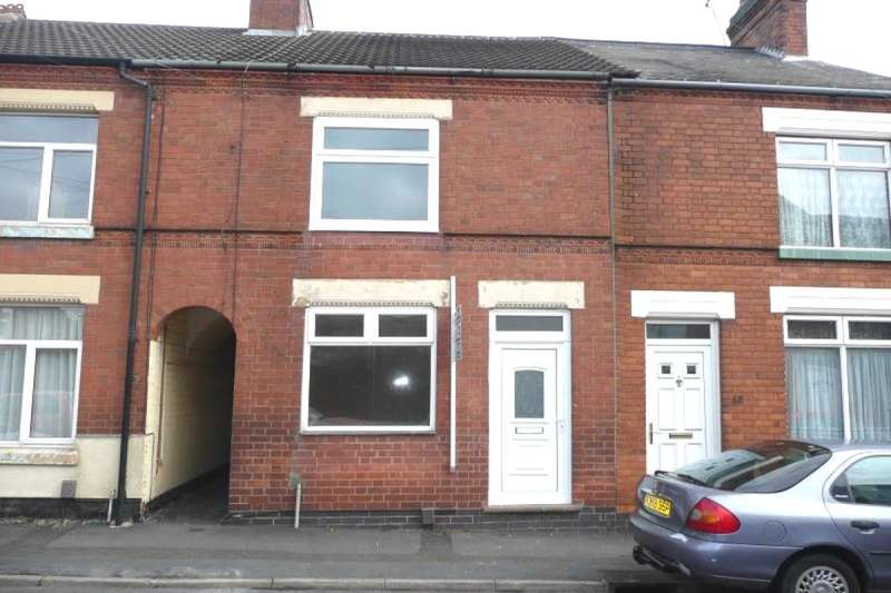 2 Bedrooms Property for sale in Vicarage Street, Earl Shilton, Leicester, LE9