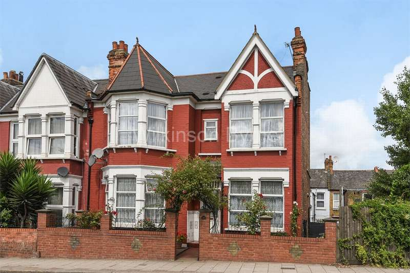 4 Bedrooms End Of Terrace House for sale in Westbury Avenue, Wood Green