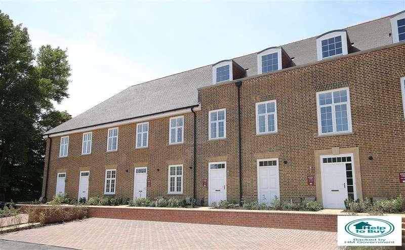 2 Bedrooms Terraced House for sale in Smith Barry Road, Upper Rissington, Cheltenham, GL54