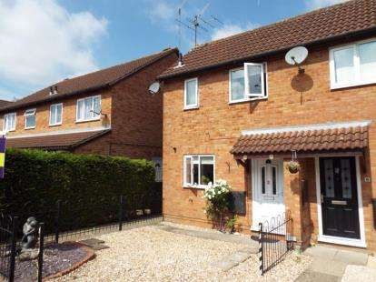 2 Bedrooms End Of Terrace House for sale in Bayleaf Avenue, Haydon Wick, Swindon, Wiltshire