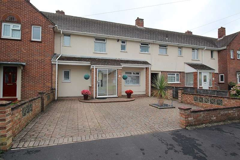 3 Bedrooms Terraced House for sale in Gregson Close, Gosport