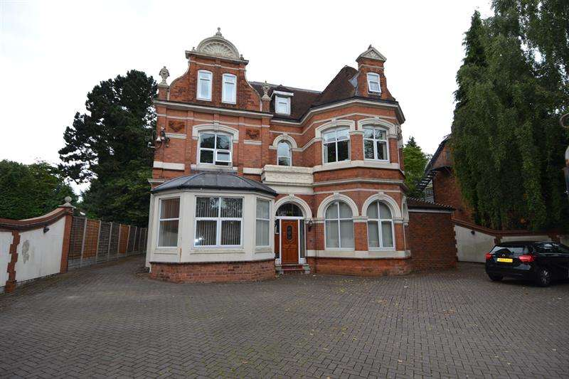 2 Bedrooms Flat for sale in Wake Green Road, Moseley, Birmingham