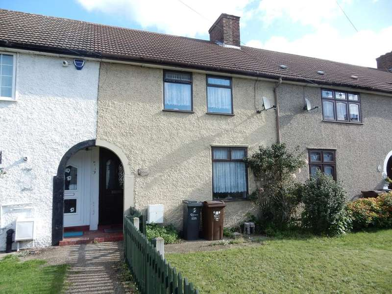 2 Bedrooms Terraced House for sale in Stanhope Gardens, Dagenham, Essex, RM8 3DL
