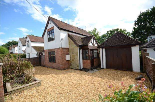 2 Bedrooms Detached House for sale in Sunray Estate, Sandhurst, Berkshire