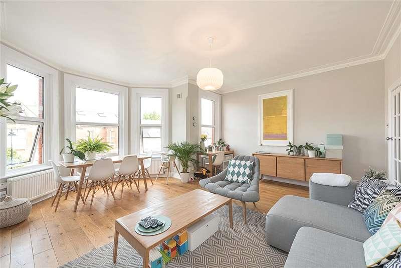2 Bedrooms Flat for sale in Greenham Road, London, N10