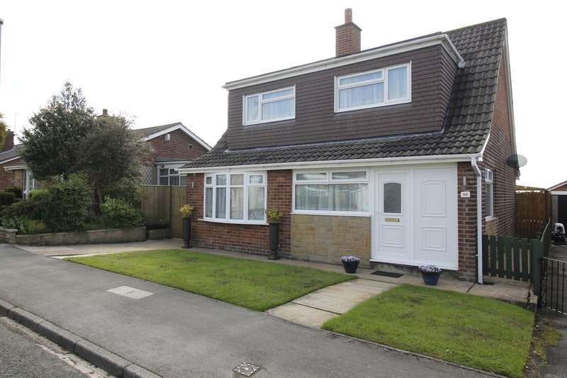 3 Bedrooms Detached House for sale in Wharfedale Rise, Wakefield, West Yorkshire, WF3