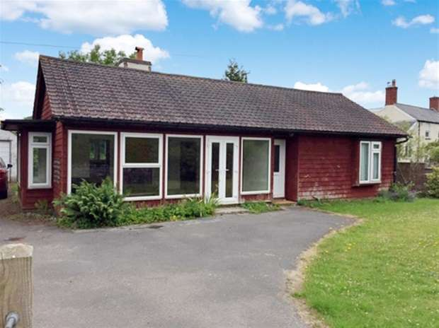 2 Bedrooms Detached Bungalow for sale in Wells Road, Priddy, Wells