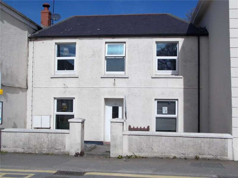 3 Bedrooms Terraced House for sale in Fore Street, Chacewater, Truro
