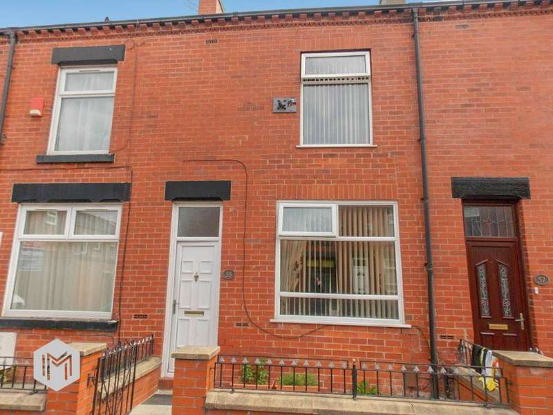 2 Bedrooms Terraced House for sale in Georgiana Street, Farnworth, Bolton, BL4