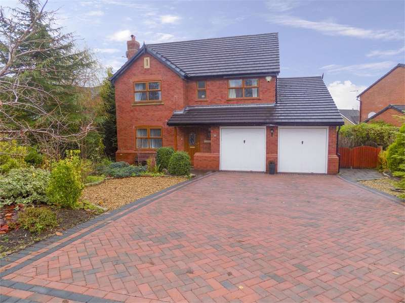 4 Bedrooms Detached House for sale in The Dell, Heapey, Chorley, PR6