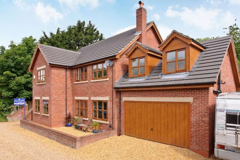 5 Bedrooms Detached House for sale in Gough Lane, Bamber Bridge, Preston, PR5