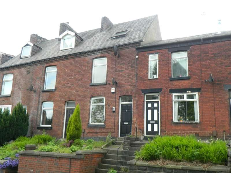 3 Bedrooms Terraced House for sale in Turton Road, Bolton, BL2