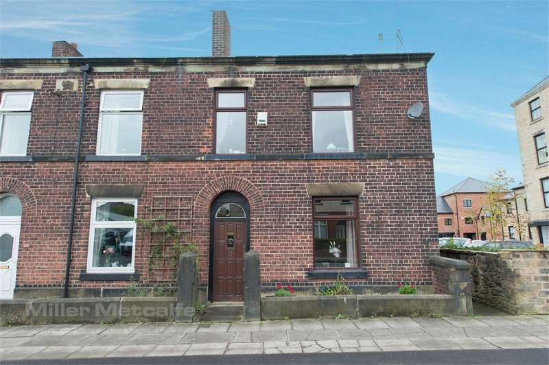 3 Bedrooms End Of Terrace House for sale in Walmersley Road, Bury, BL9