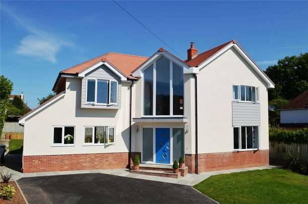 5 Bedrooms Detached House for sale in 35a Cranford Avenue, EXMOUTH, Devon