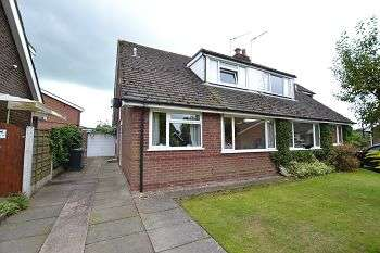 3 Bedrooms Semi Detached House for sale in Redruth Avenue, Macclesfield, Cheshire