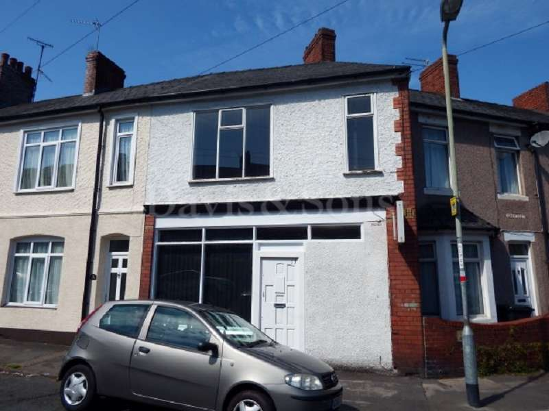 End Of Terrace House for sale in Aston Crescent, NEWPORT, GWENT. NP20 5RA