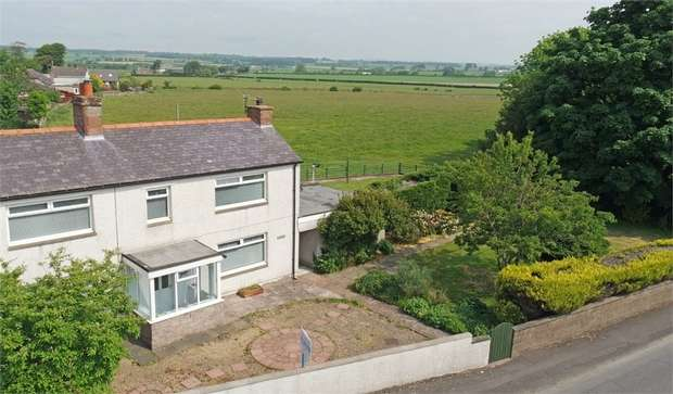 3 Bedrooms Semi Detached House for sale in Bellfield, Dornock, Annan, Dumfries and Galloway